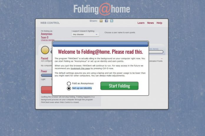 How to help fight the coronavirus with your PC using Folding@Home
