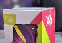 NUU Mobile X6 review