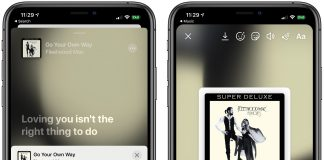 New iOS 13.4.5 Beta Adds Option for Sharing Apple Music Songs on Instagram and Facebook Stories