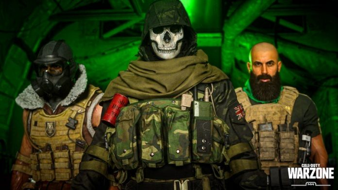 Activision is cracking down on cheaters in Call of Duty: Warzone