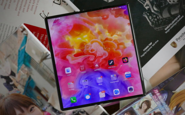 Huawei Mate Xs folding phone review: Flawed marvel