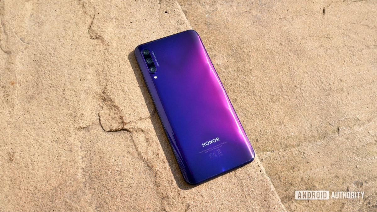honor 9x pro review rear 2