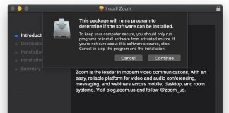 Zoom Updates Mac App Installer to Remove Controversial 'Preflight' Installation Method