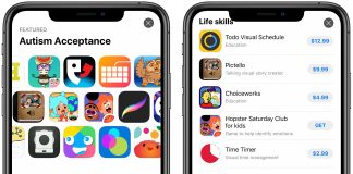 Apple Highlights Useful Apps, Accessibility Tips and More for Autism Acceptance Day