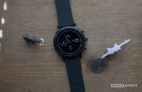 fossil gen 5 smartwatch review display watch face 4