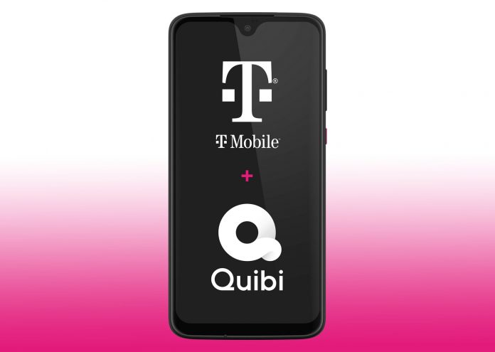 T-Mobile adds Quibi to growing list of customer perks