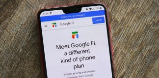 Google Fi is temporarily doubling its full-speed data limit for customers