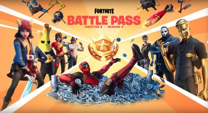 Deadpool is now in Fortnite, here's how to get him