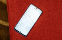 Redmi Note 8 lead image with about page