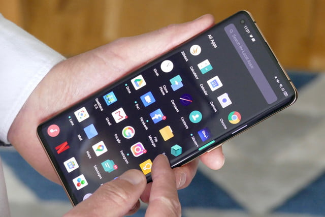 oppo find x2 pro review apps