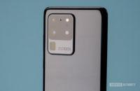 Samsung Galaxy S20 Ultra camera module