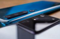 Samsung Galaxy S20 Ultra vs Xiaomi Mi Note 10 side by side