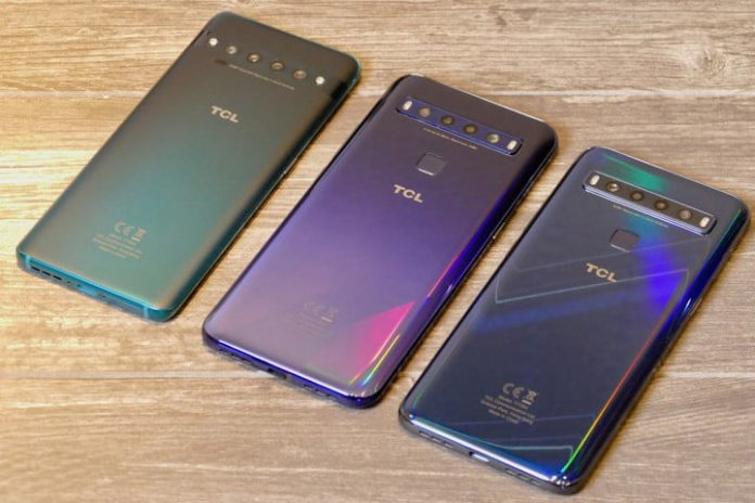 TCL launches its first phones, and even the 5G version costs less than $500