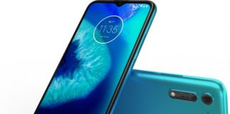Motorola Moto G8 Power Lite is official; large battery, 3 cameras