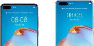 Full details Huawei P40 (Pro) leak out
