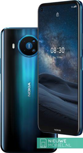 Nokia expands portfolio with Nokia 8.3 5G, 5.3 and 1.3