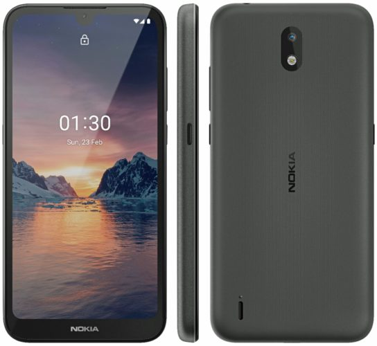 Nokia 1.3 leaked, it doesn't get much simpler than this