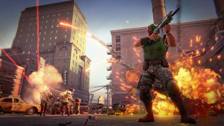 Saints Row: The Third Remastered announced for PS4