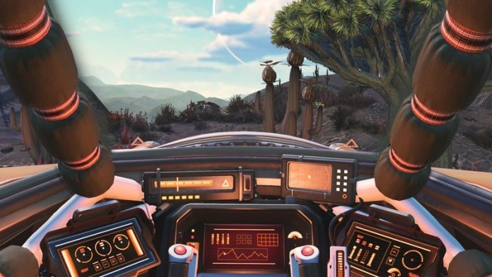 No Man's Sky 'Exo Mech' update adds towering mechs