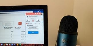 How to record the screen on a Chromebook