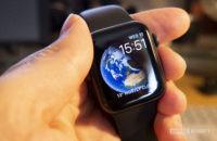 Apple Watch vs Galaxy Watch Active 2 Watch Faces