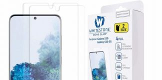 These are the best Samsung Galaxy S20 screen protectors so far
