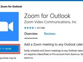 How to add Zoom to your Outlook account