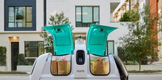 Nuro's driverless delivery pod greenlit for California trial