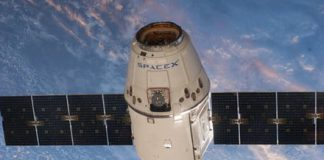 SpaceX Dragon spacecraft completes final mission ahead of crewed launch
