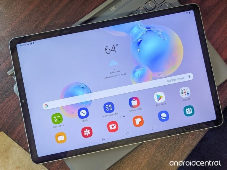Samsung's upcoming flagship tablet could feature a 12.4-inch display