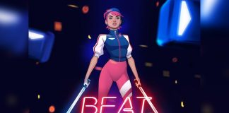 Beat Saber's latest free song, FitBeat, will get your blood pumping