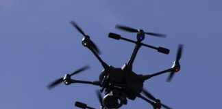 New Jersey cops use speaker-drones to help enforce pandemic lockdown