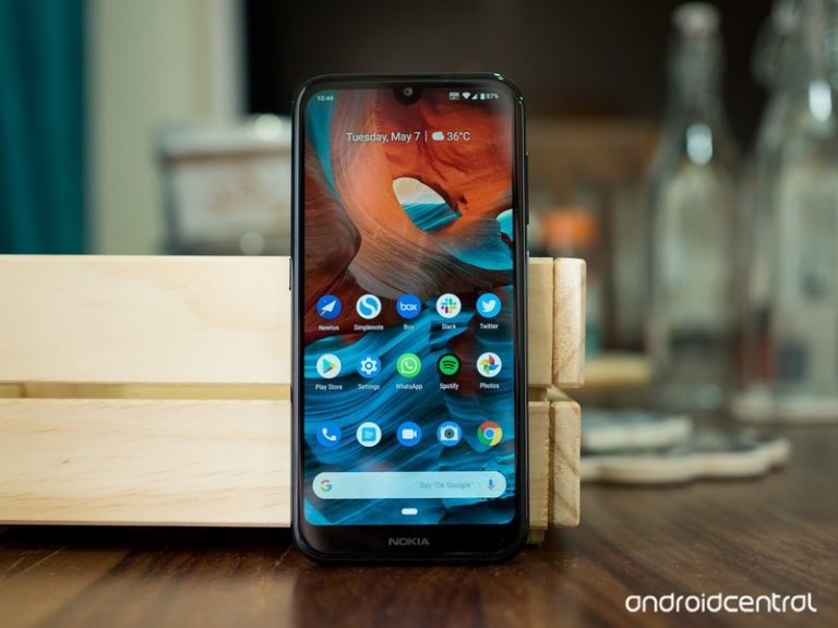 HMD Global rolls out the Android 10 update for the Nokia 4.2 and 3.2 phones