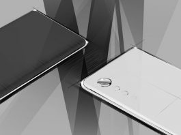 LG's minimalist concept phone is a thing of beauty