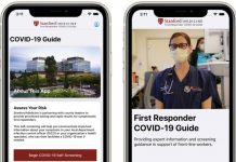 Stanford University and Apple Partner on New COVID-19 App for First Responders