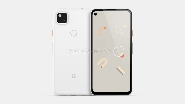 Here's everything we know so far about the Google Pixel 4a