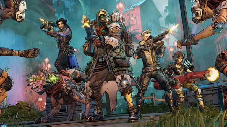 Borderlands 3 is currently the best co-op game you can play on PS4