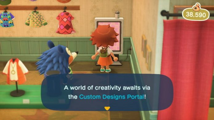 How to make the most of the Animal Crossing custom designs feature