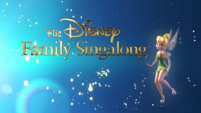 How to watch The Disney Family Singalong live stream online tonight