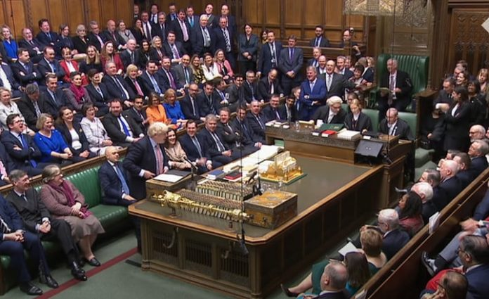 U.K. lawmakers will use Zoom to create a virtual Parliament