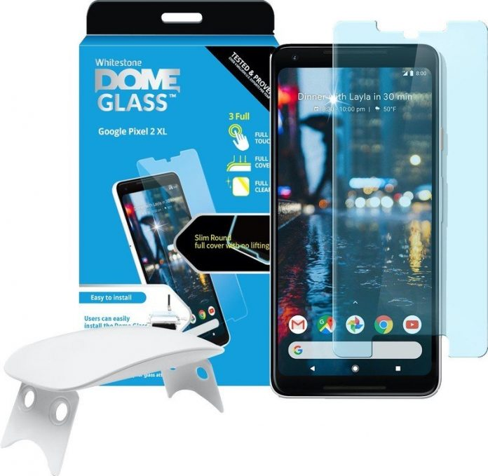 Keep your Pixel 2 XL in pristine condition with these screen protectors