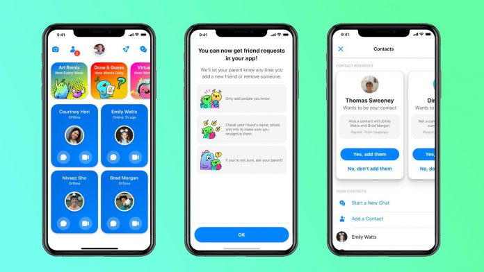 Facebook Launches Messenger Kids in Dozens More Countries, Makes it Easier for Parents to Connect Kids With Friends