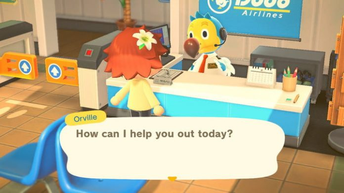 How to get the ladder in Animal Crossing: New Horizons