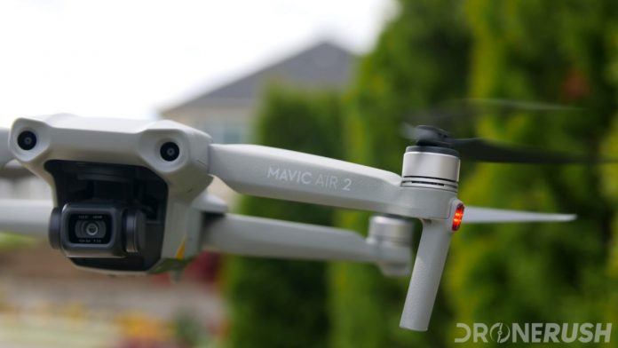 DJI Mavic Air 2 hands-on and first impressions