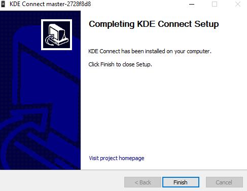KDE Connect