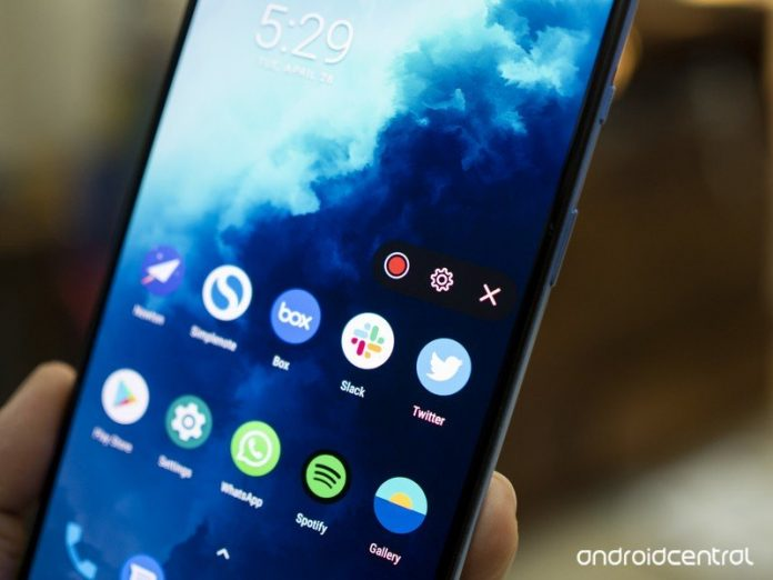 How to record the screen on your OnePlus phone
