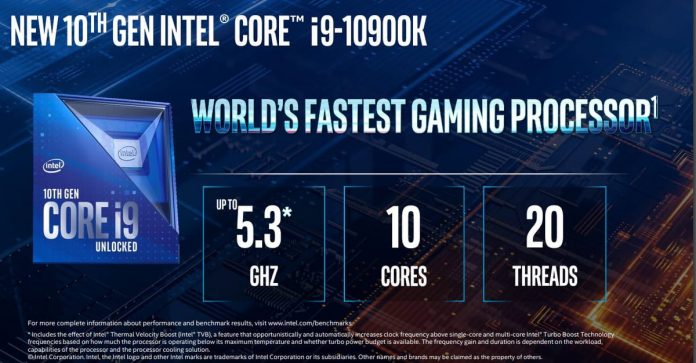 Intel launches 10-core 10th-gen desktop chips. Can they hold up against Ryzen?