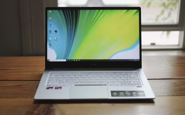 Acer Swift 3 (2020) review: An 8-core Ryzen laptop for $650