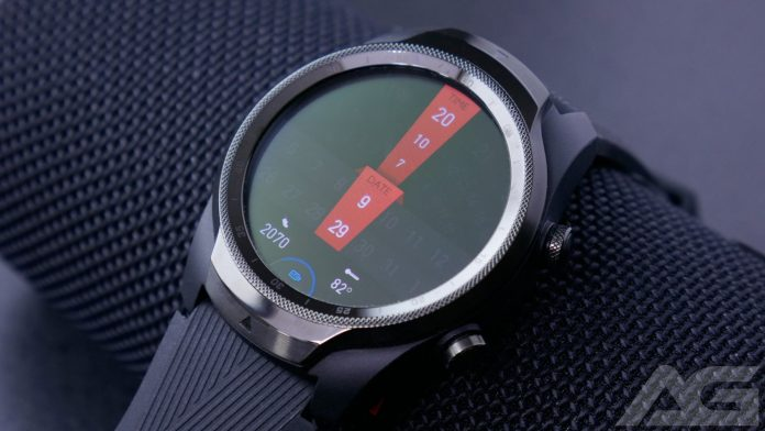 Get $50 off the TicWatch Pro 4G/LTE until 5/16