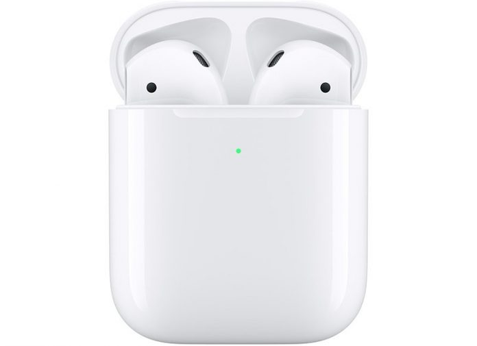 Apple Updates Second-Generation AirPods Firmware to Version 2D15
